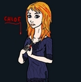 Chloe. In my imagination - darkest-powers fan art