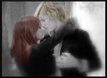 Clary + Jace - mortal-instruments Fan Art
