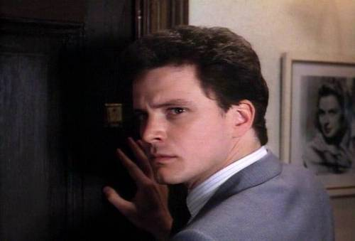 Colin Firth Wallpaper Containing A Business Suit And A Suit Called Colin In Apartment  Zero