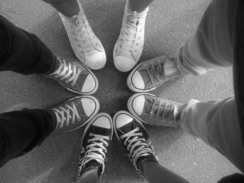 Converse girls from Bosnia**are magical