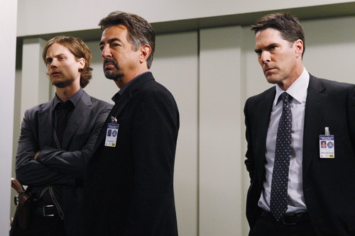 Criminal Minds Guys