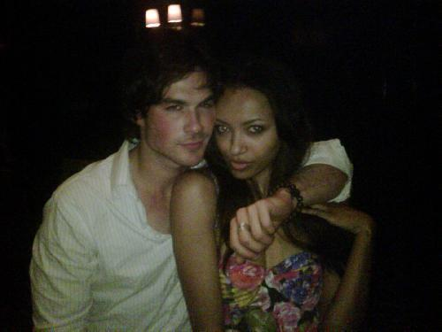 Damon And Bonnie - damon-and-bonnie Photo