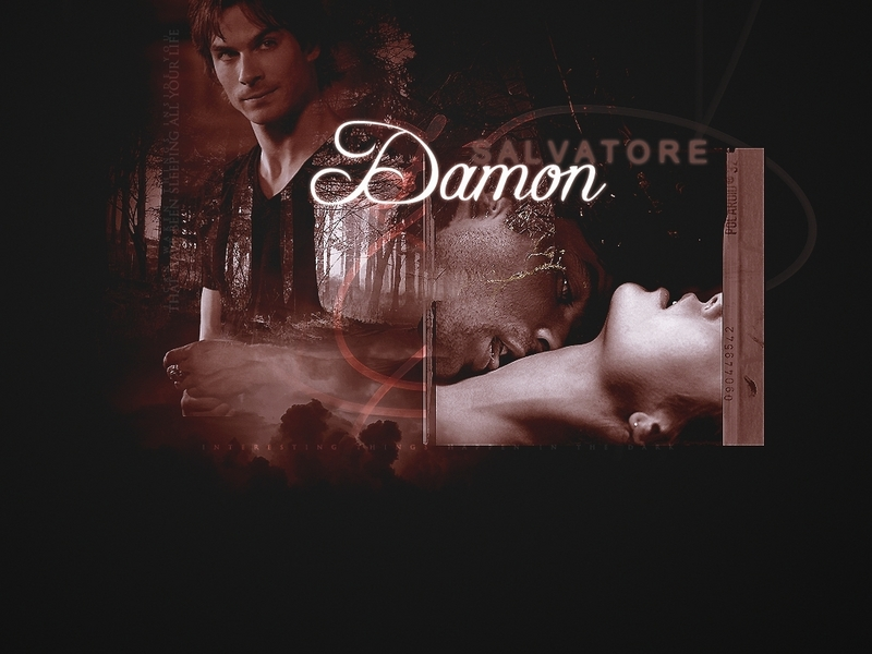 Damon Salvatore - The Vampire