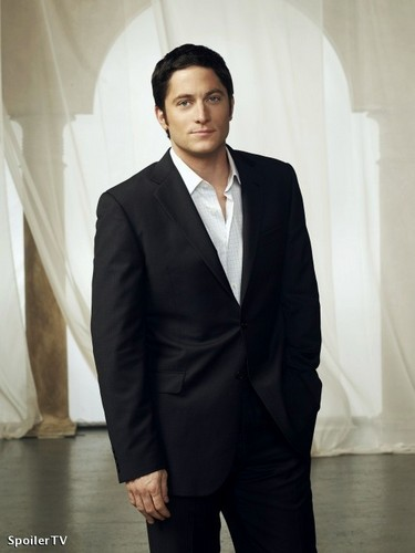 "David Conrad. Season4 ""Ghost Whisperer"" Promotional."