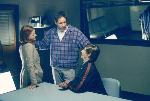 David Directing Gillian (William)