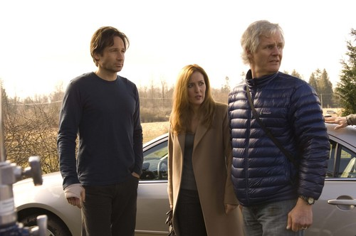 David, Gillian and Chris