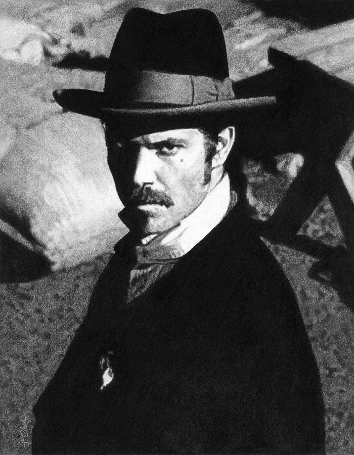 Deadwood - Seth Bullock