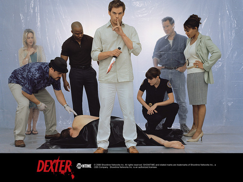 Michael C Hall Wallpaper Possibly With A Business Suit Titled Dexter