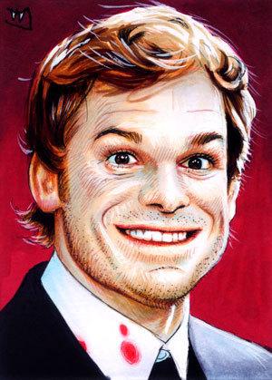 Dexter's Grin