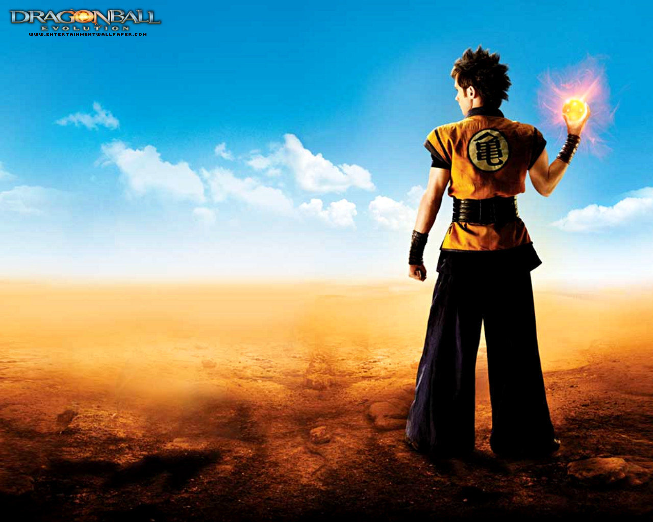 Dragonball The Movie images Dragonball Evolution HD wallpaper