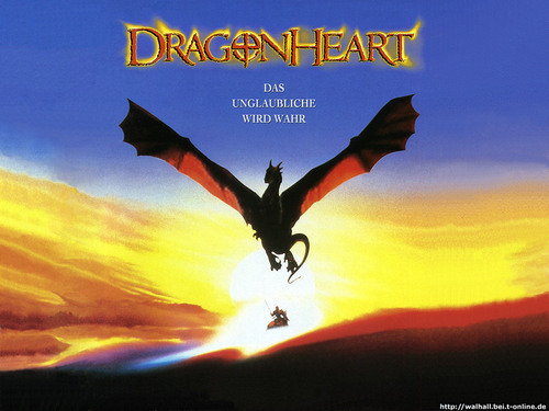 Dragonheart & Dragonheart 2 壁纸 entitled Dragonheart