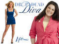 Drop Dead Diva design