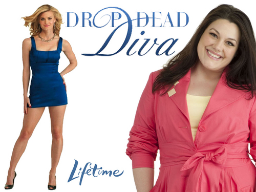 Drop Dead Diva डिज़ाइन