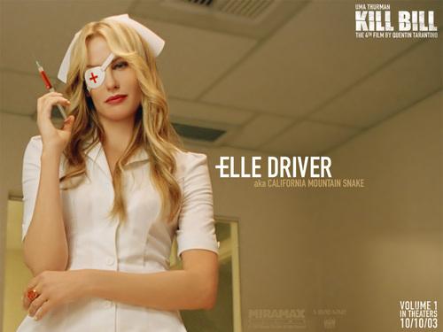 Elle Driver