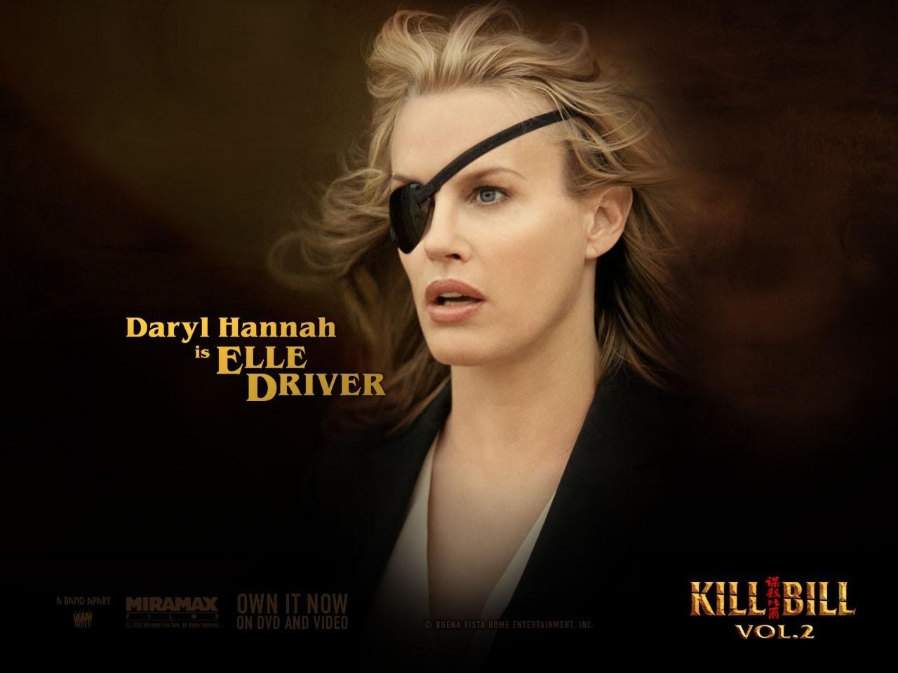 Daryl Hannah Kill Bill
