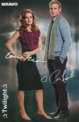 Esme & Carlisle