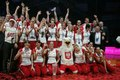 European Championships 2009 in Poland  - volleyball photo