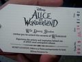 Expo tour key  - alice-in-wonderland-2010 photo