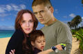 Family Scofield - Michael + Sara + MJ