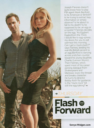 FlashForward - EW Scans
