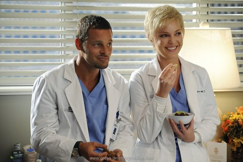 Grey's Anatomy - Episode 6.05 - Invasion - Promotional تصاویر