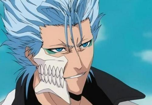 Grimmjow! - hijara Photo