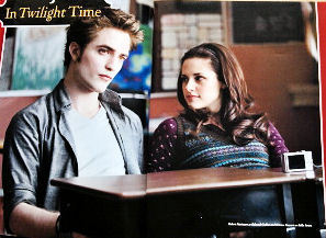 HQ New Moon Mag Scan bức ảnh