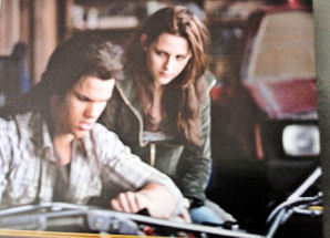 HQ New Moon Mag Scan 写真