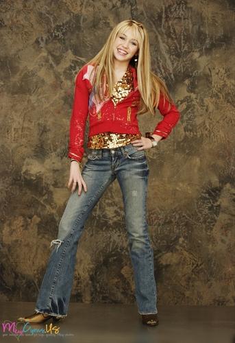 Hannah Montana Season 1 Promotional foto [HQ] <3