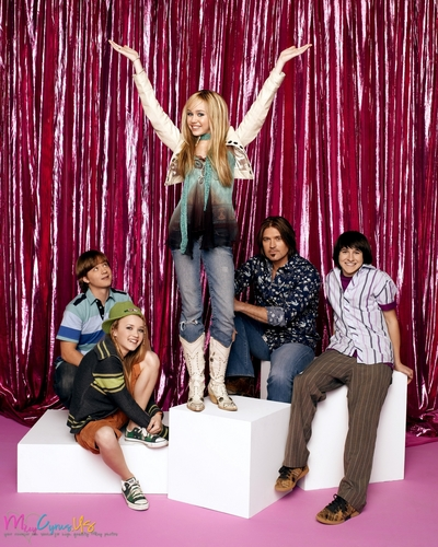 Hannah Montana Season 1 Promotional foto's [HQ] <3