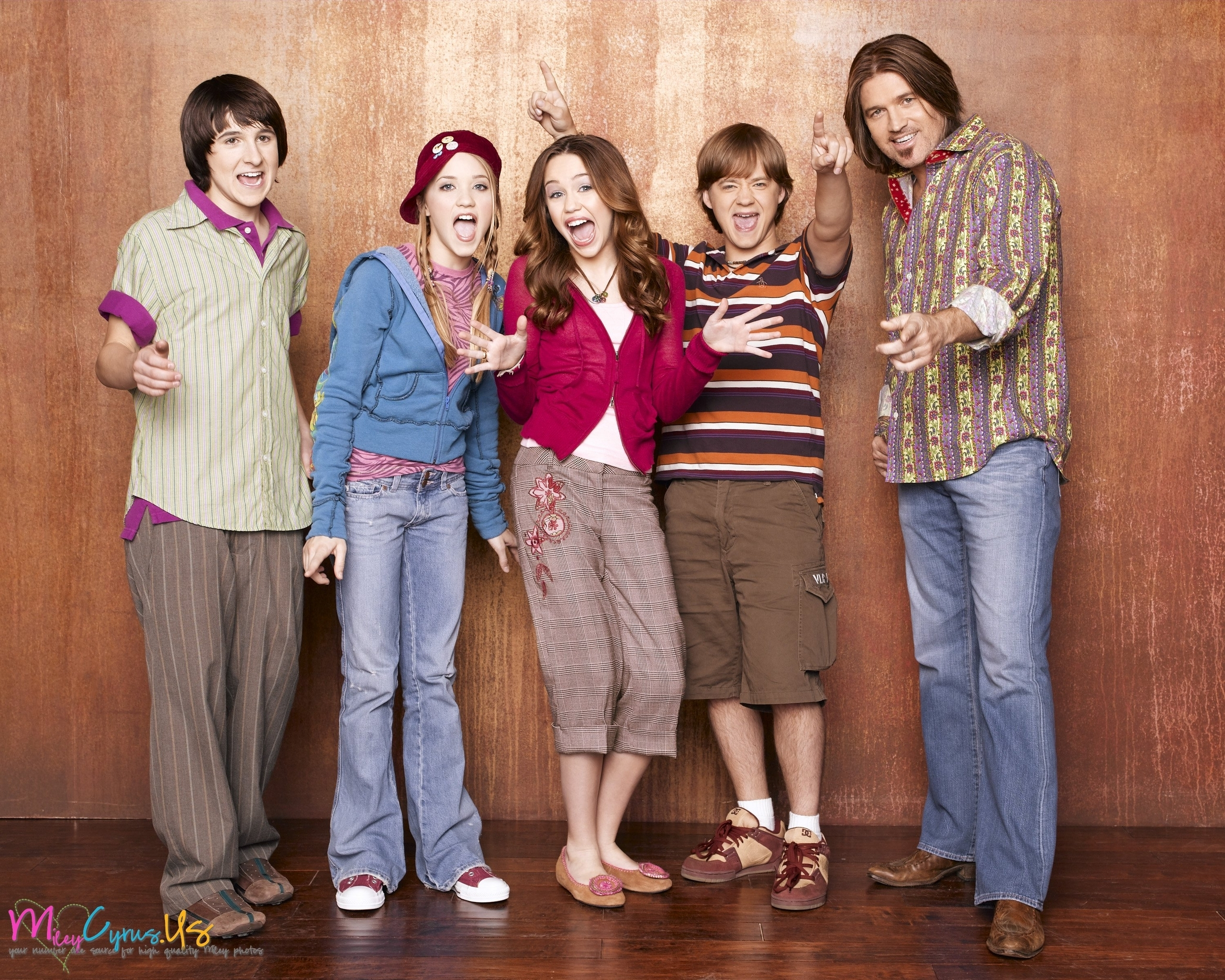Miley Cyrus Hannah Montana Season 3 Miley Cyrus Hannah Montana