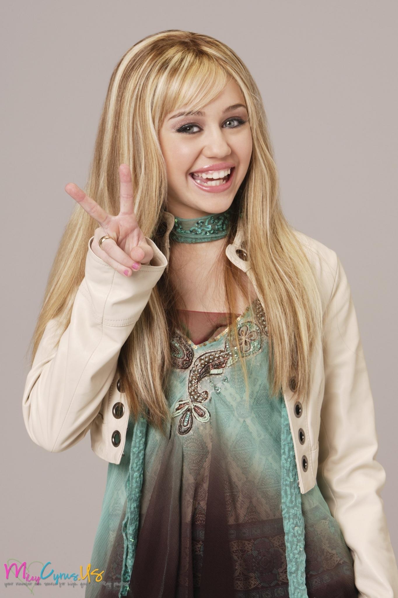 Miley Cyrus Images Hannah Montana Season 1 Promotional Photos Hq