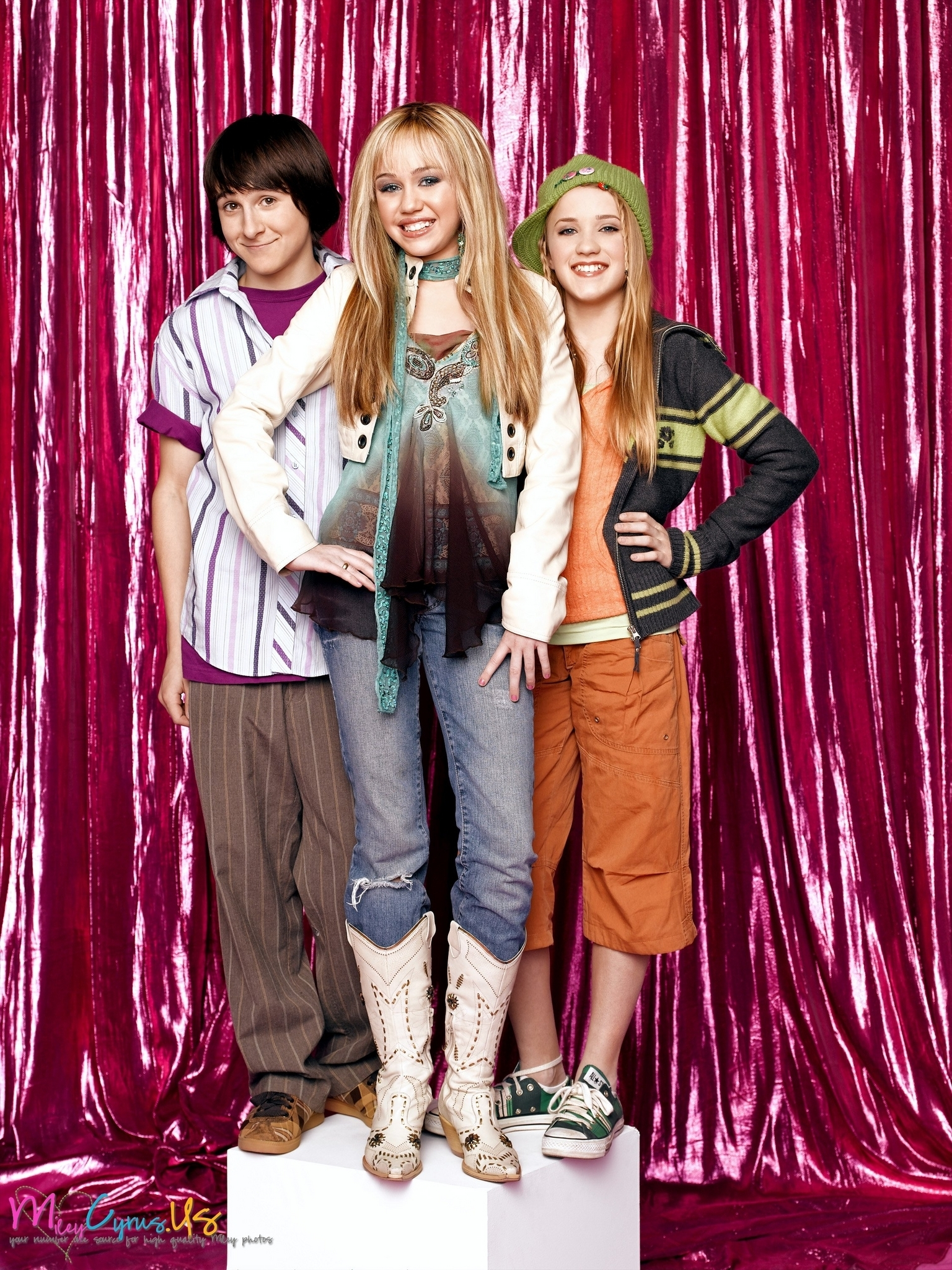 Hannah Montana Season 1 Promotional fotos [HQ] <3