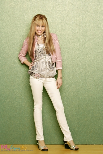마일리 사이러스 바탕화면 called Hannah Montana Season 2 Promotional 사진 [HQ] <3