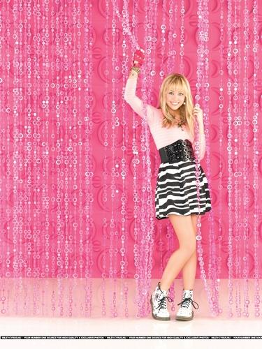 Hannah Montana Season 3 Promotional foto's [HQ] <3