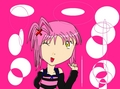 Hinamori amu(my drawing) - shugo-chara fan art