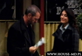 House - Behind the scenes