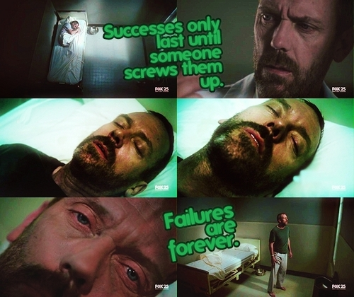 House MD 6x01 'Broken'  Picspam!