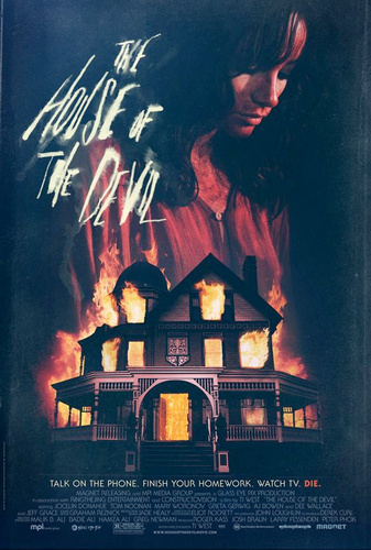 House of the Devil (2009) Posters