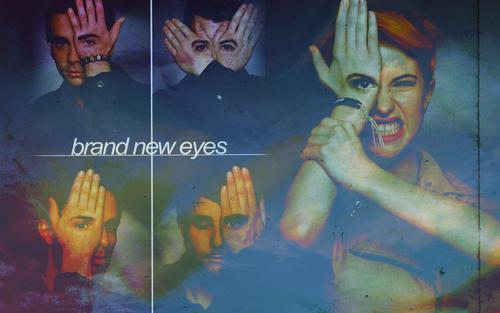 Brand New Eyes wallpaper with anime entitled I Brand New Eyes I