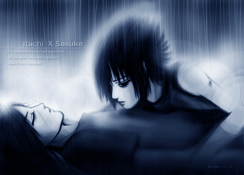 Itachi Uchiha images Itachand Sasuke-kun HD wallpaper and background photos