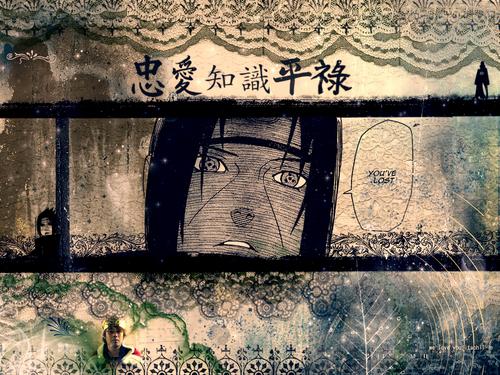 Itachi background II