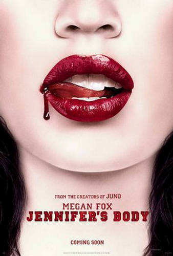 Jennifer's Body Promotional Poster