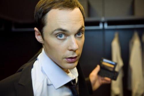 Jim on Emmy magazine (photoshoot)