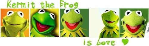 Kermit banner