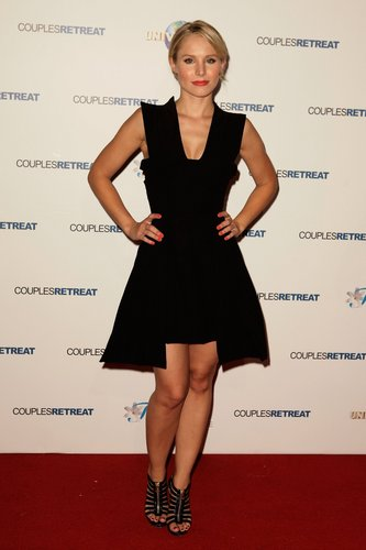 "Kristen 钟, 贝尔 @ ""Couples Retreat"" premiere in Sydney, Australia"
