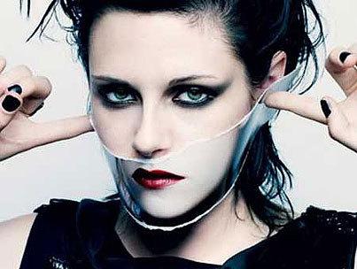 Kristen Stewart Interviews on Kristen Stewart Does Interview Magazine   Twilight Series Photo