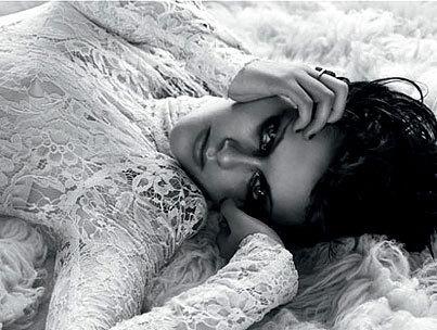 Kristen Stewart's Interview Shoot