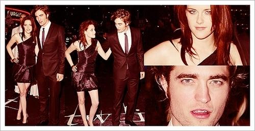 Kristen and Rob Picspam