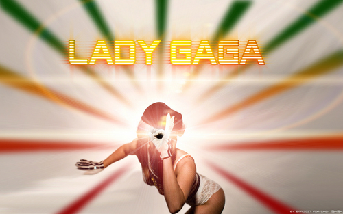 LGW - lady-gaga Wallpaper